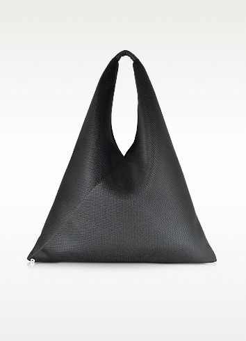 Perforated Scuba Mesh Japanese Tote - MM6 Maison Martin Margiela