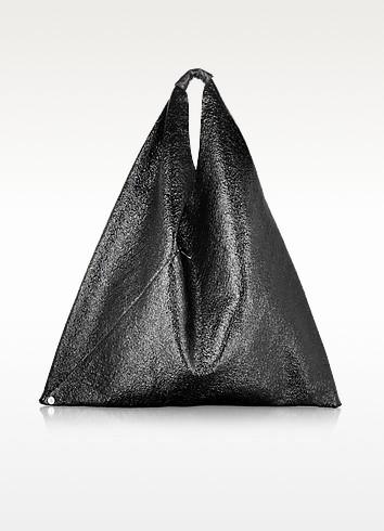 Black Fabric Tote - MM6 Maison Martin Margiela