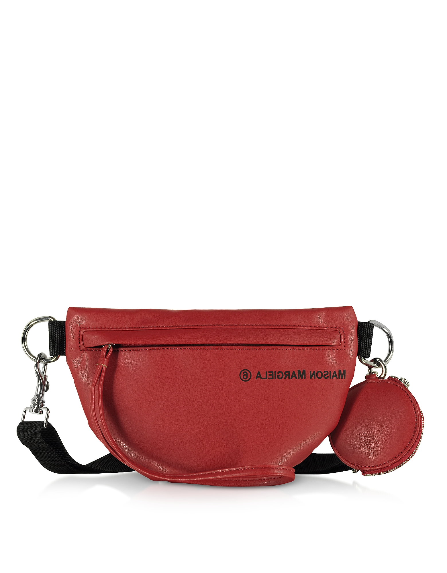 Red Belt Bag w/ Pouch