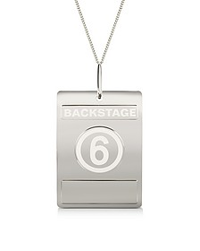 Backstage Pass Necklace - MM6 Maison Martin Margiela