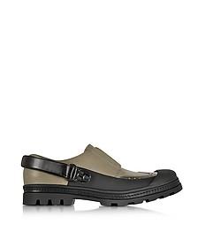 Chaussures en Cuir et Caoutchouc  - MM6 Maison Martin Margiela