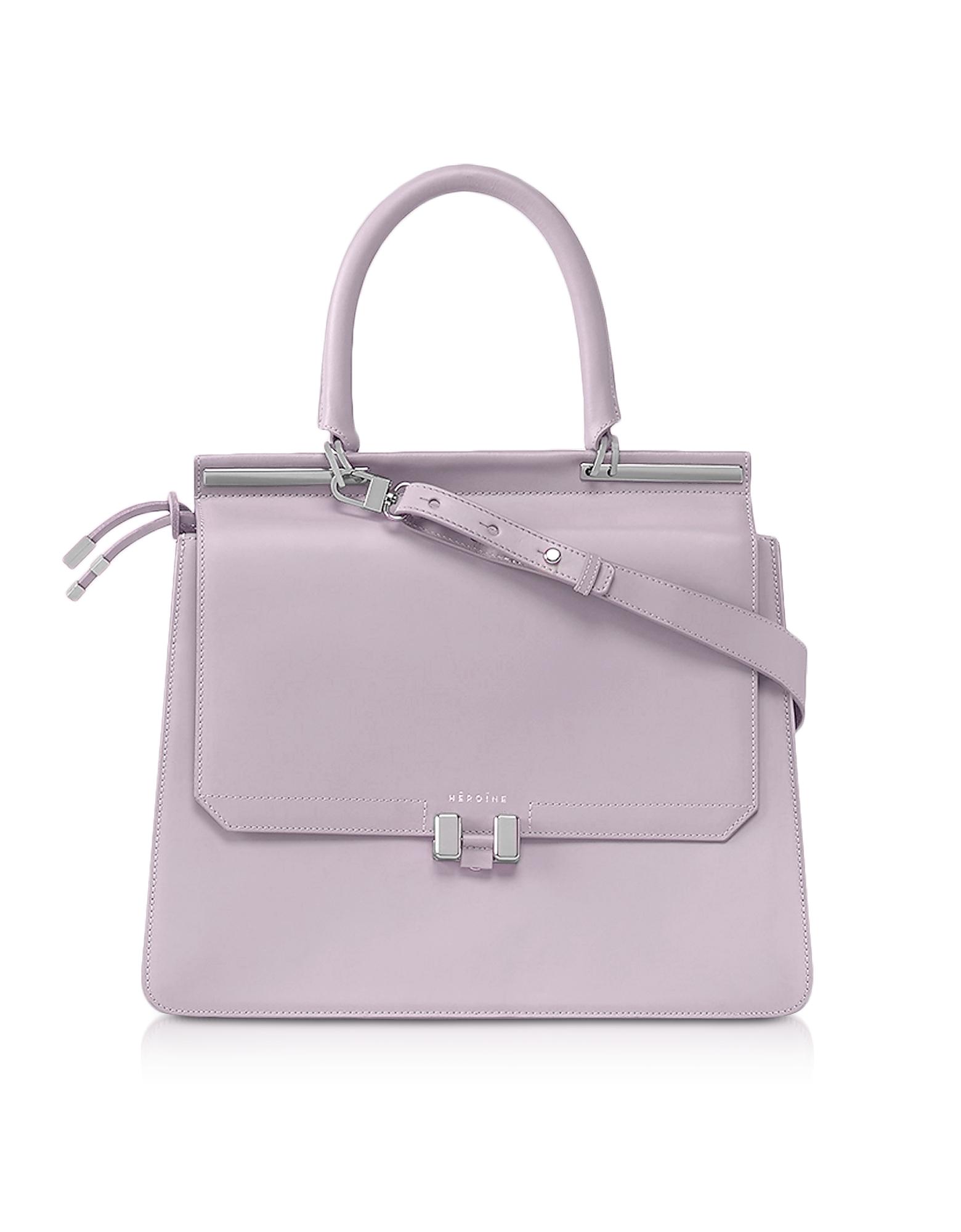 Lilac Marlene Laptop Briefcase 13′