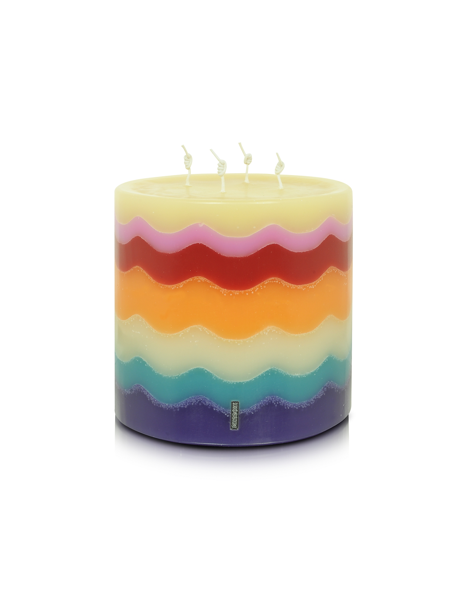 Home - Candela in Cera Multicolor