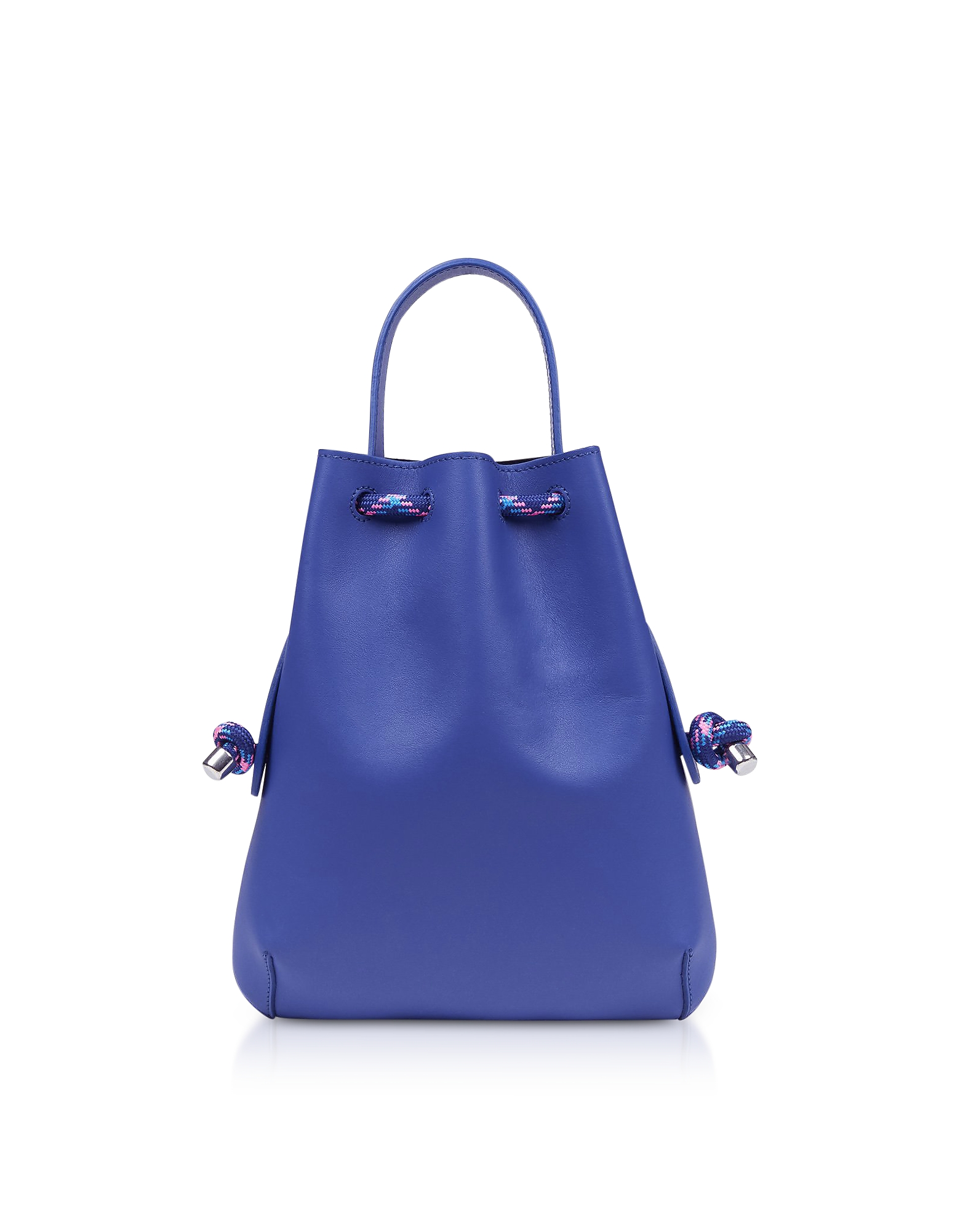 Meli Melo Designer Handbags, Majorelle Blue Briony Mini Backpack