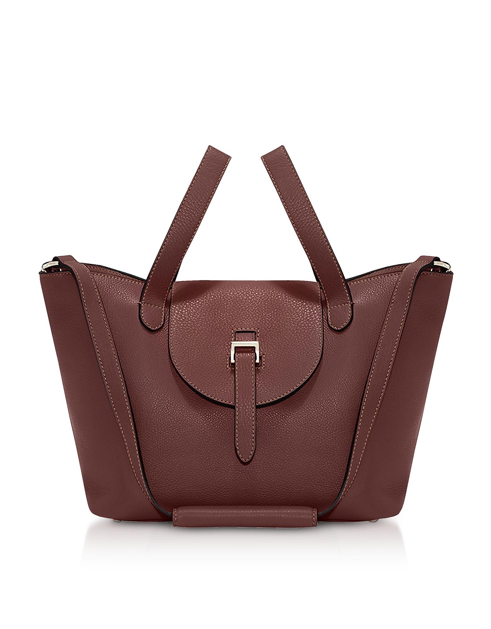 Meli Melo Handbags, Argan Thela Medium Tote Bag