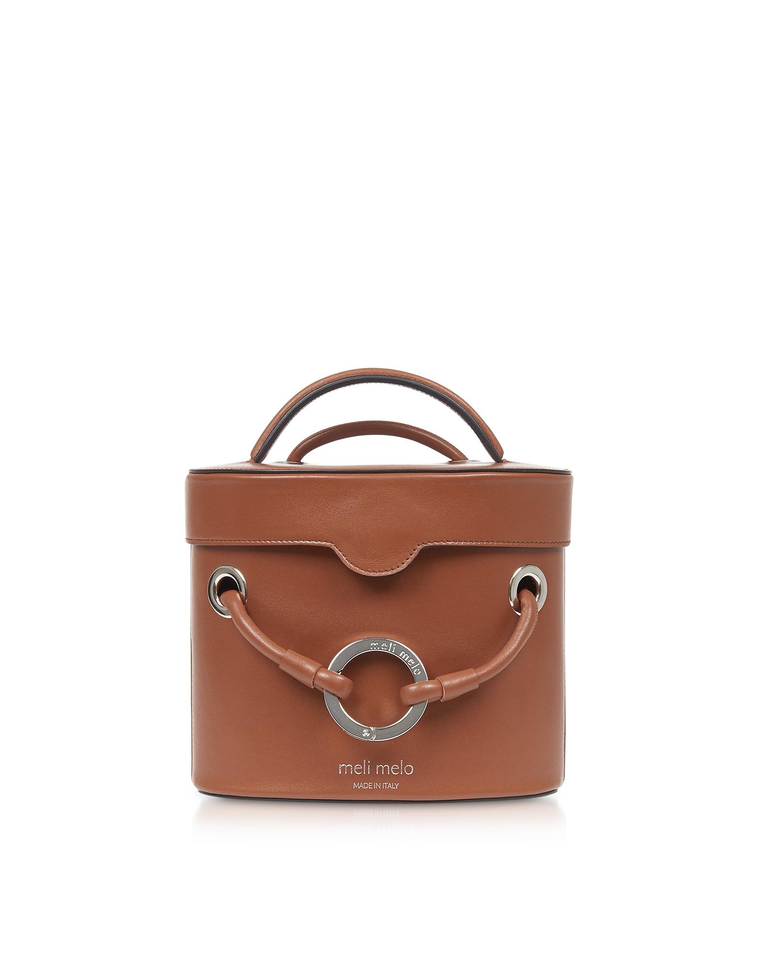 Meli Melo Handbags, Nancy Almond Shoulder Bag
