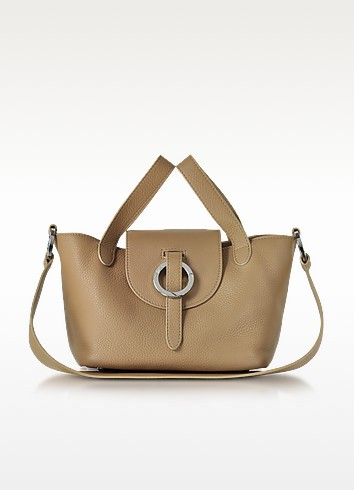 Light Tan Rose Thela Mini Cross Body Bag - Meli Melo