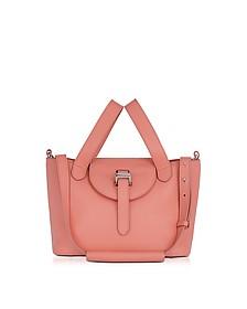 Persimonio Pink Thela Mini Cross Body Bag - Meli Melo
