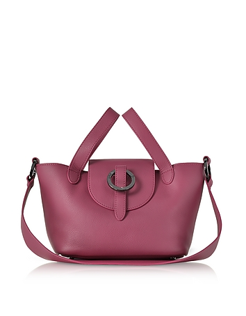 Meli Melo - Fuchsia Rose Thela Mini Cross Body Bag
