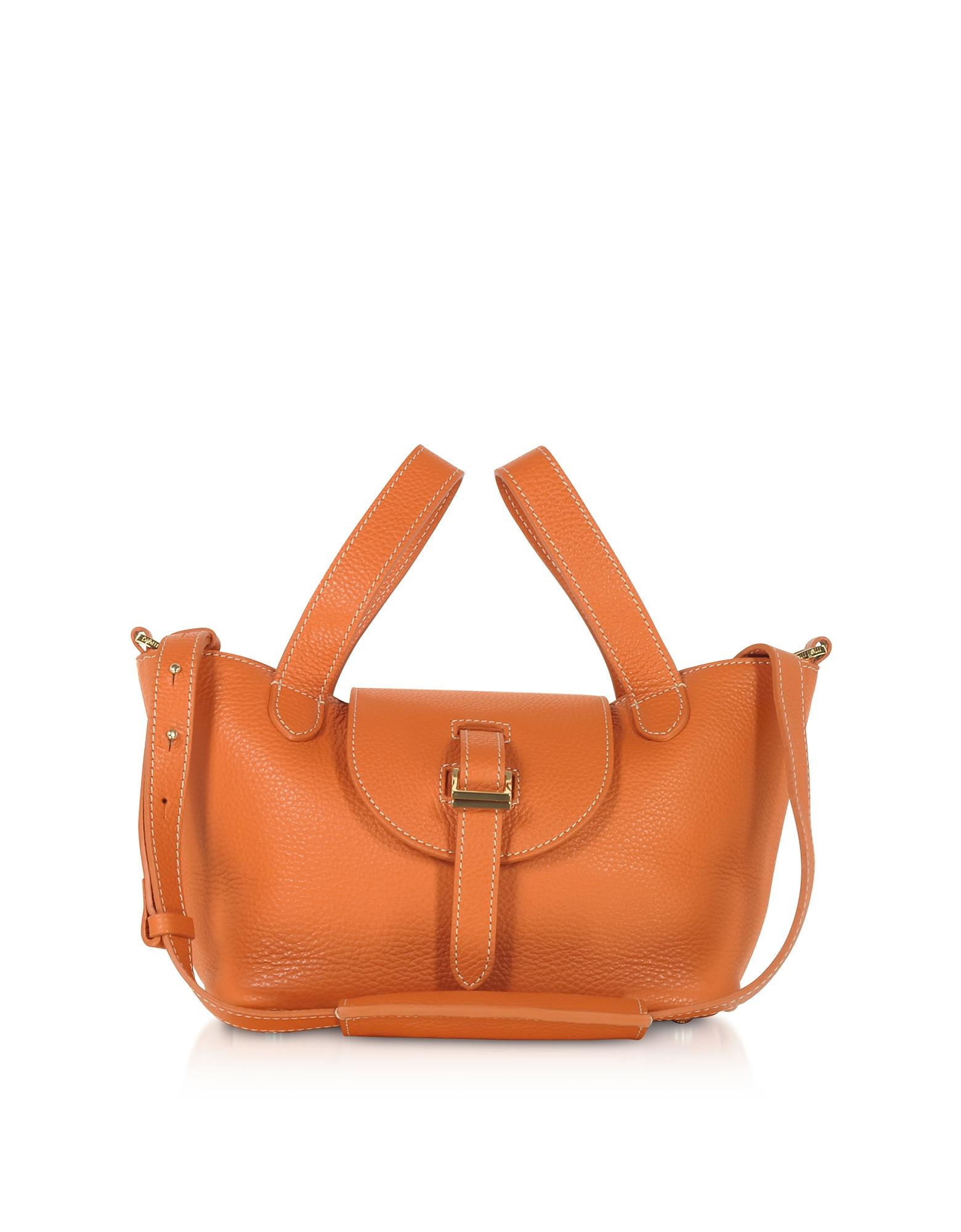 Thela Coucher De Soleil Mini Satchel Bag