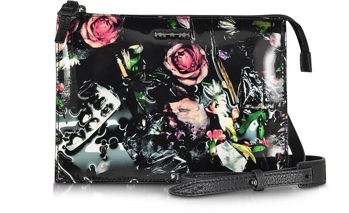 Festive Floral Across The Body Bag - McQ Alexander McQueen