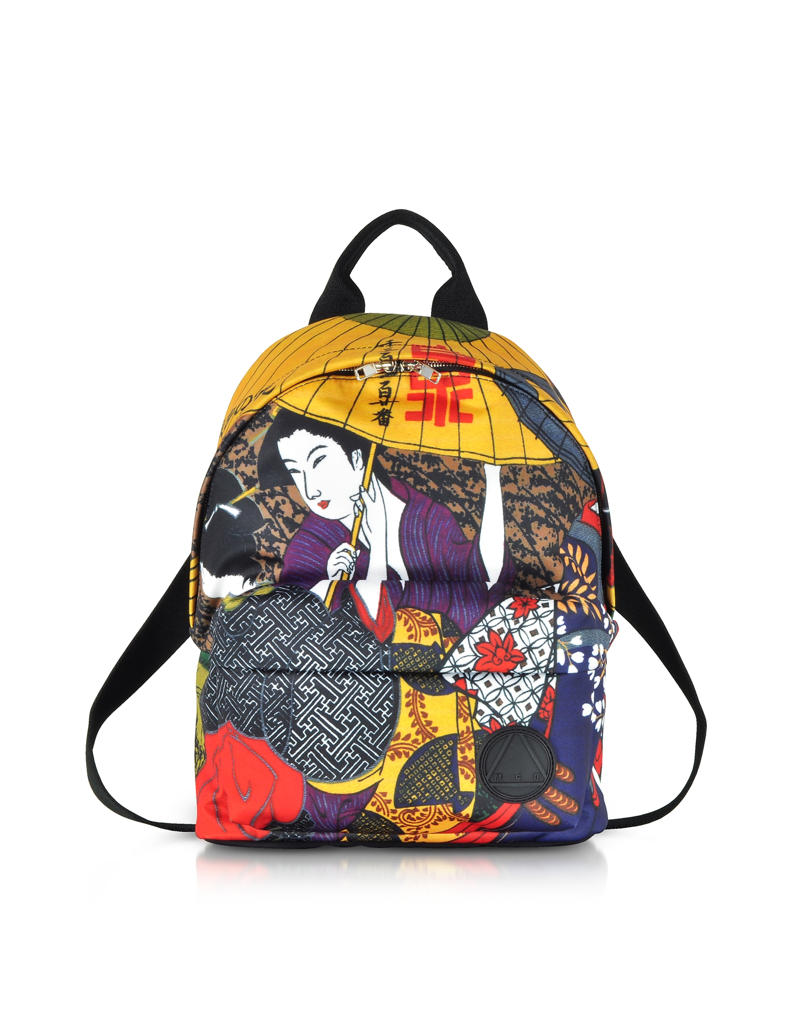 Image of McQ Alexander McQueen Designer Handbags, Kimono Girl Nylon Backpack