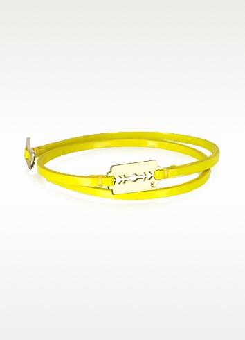Mini Razor Double Wrap Bracelet - McQ Alexander McQueen