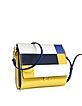 File Multi-Color Shoulder Bag - Marni