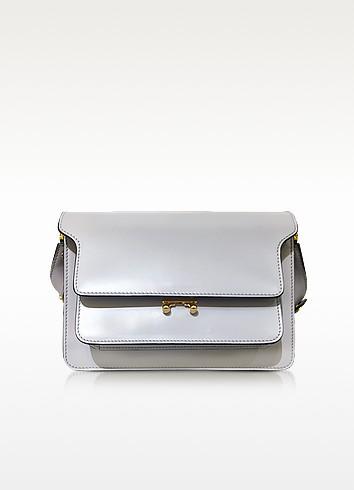 Pelican Leather Medium Trunk Bag  - Marni