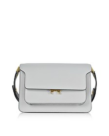 Pelican Leather Medium Trunk Bag  - Marni
