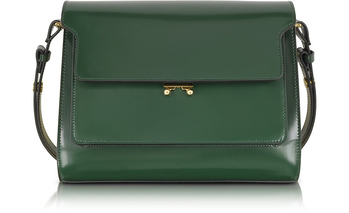 Metal Trunk Handbag - Marni