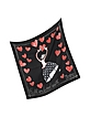 Fall in Love with Moschino Silk Square Scarf - Moschino