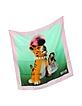 Tiger Print Cheap & Chic Moschino Crepe Silk Bandana - Moschino