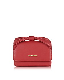 Evening Eco Leather Crossbody Bag - Love Moschino