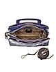 Multicolor Printed Shoulder Bag - Love Moschino