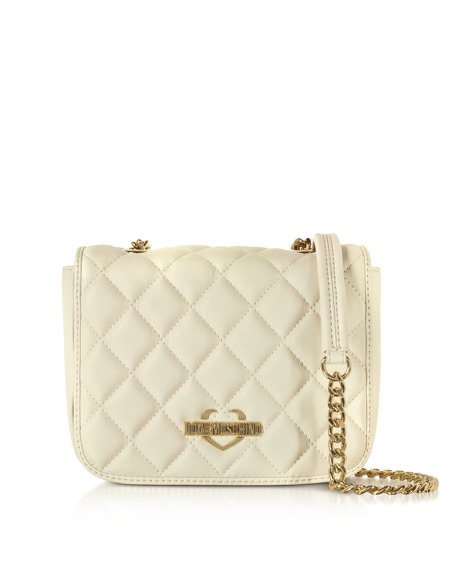 Love Moschino Handbags, Superquilted Eco-Leather Shoulder Bag