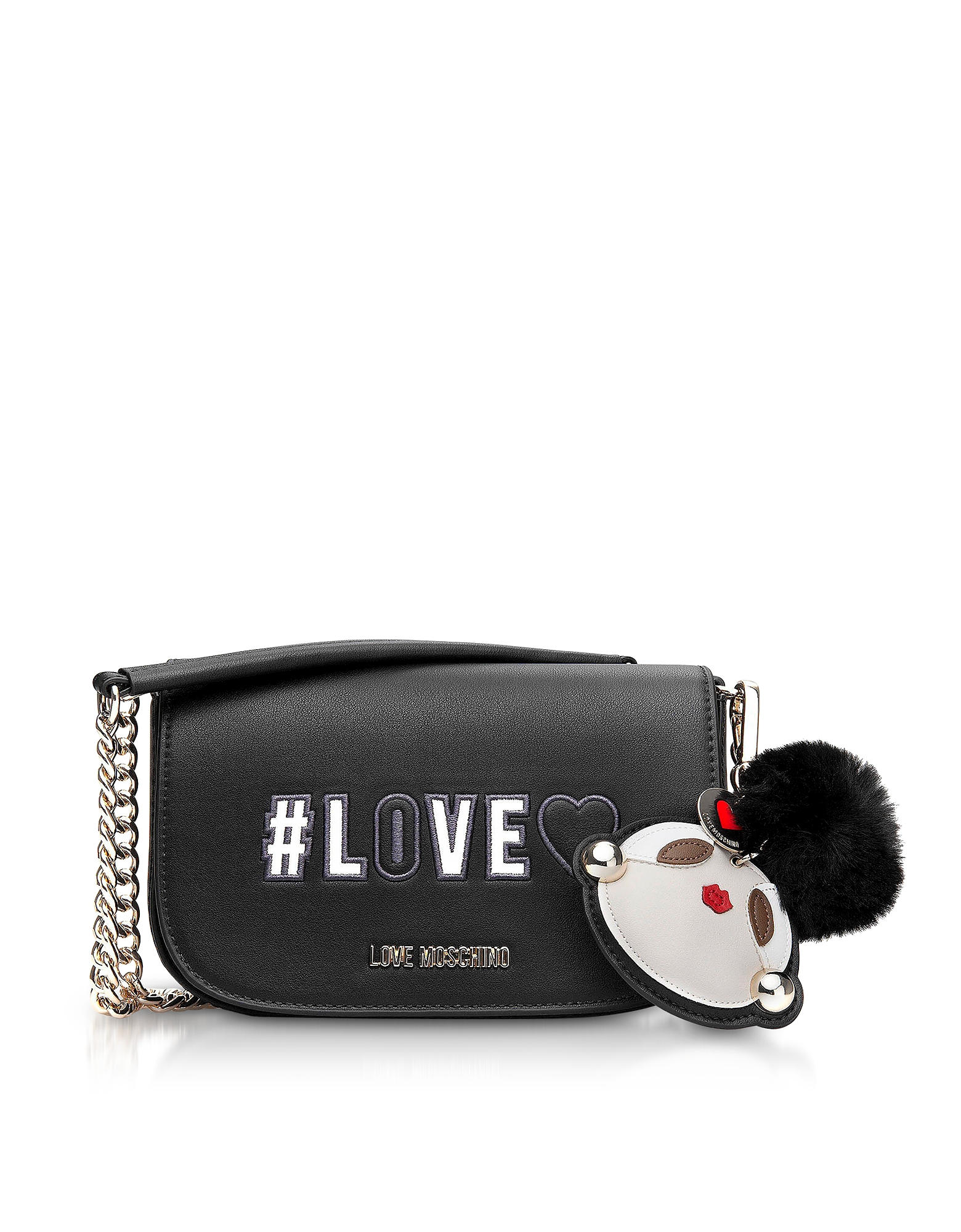 Love Moschino Handbags, Love Flap Top Shoulder Bag