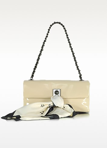 Love Moschino - Patent Shoulder Bag - Moschino
