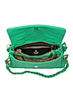 Love Moschino - Green Quilted Eco Leather Shoulder Bag - Moschino