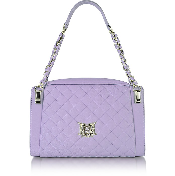 Love Moschino - Quilted Eco Leather Shoulder Bag - Moschino