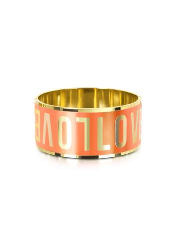 Love Moschino - Signature Metal Bangle