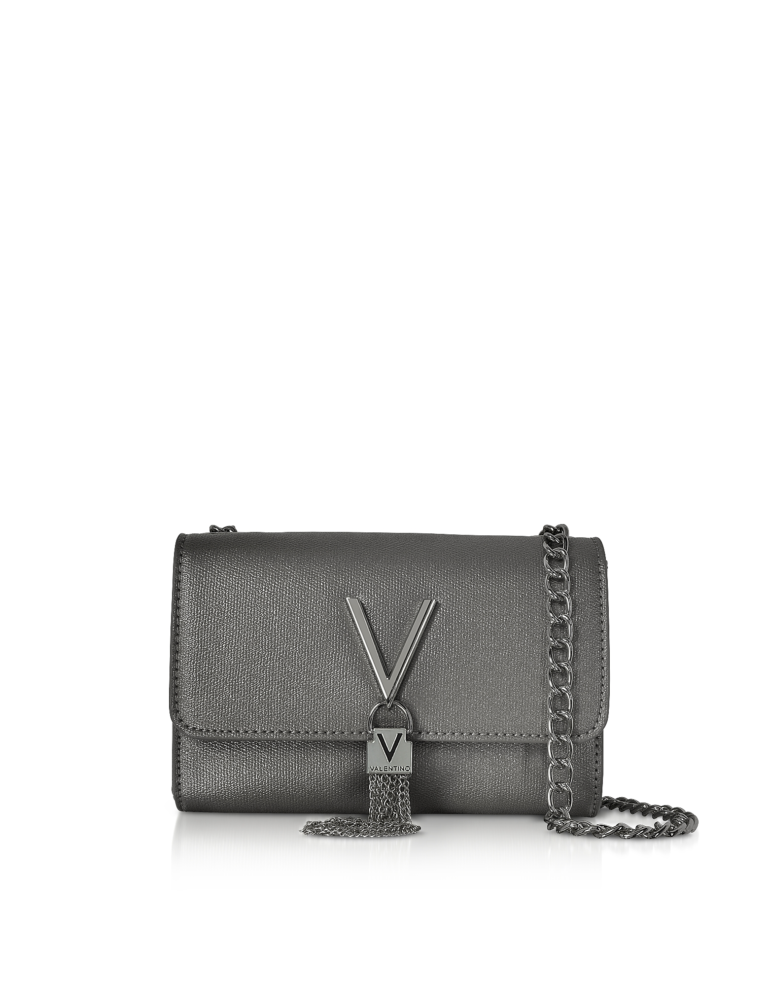 Eco Grained Leather Marilyn Mini Shoulder Bag