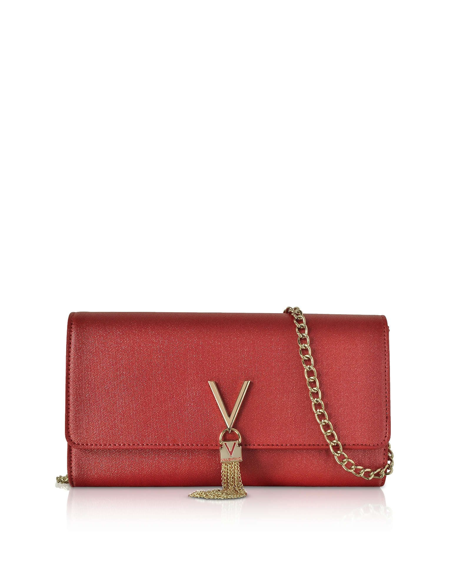 Valentino by Mario Valentino Handbags, Eco Grained Leather Marilyn Shoulder Bag