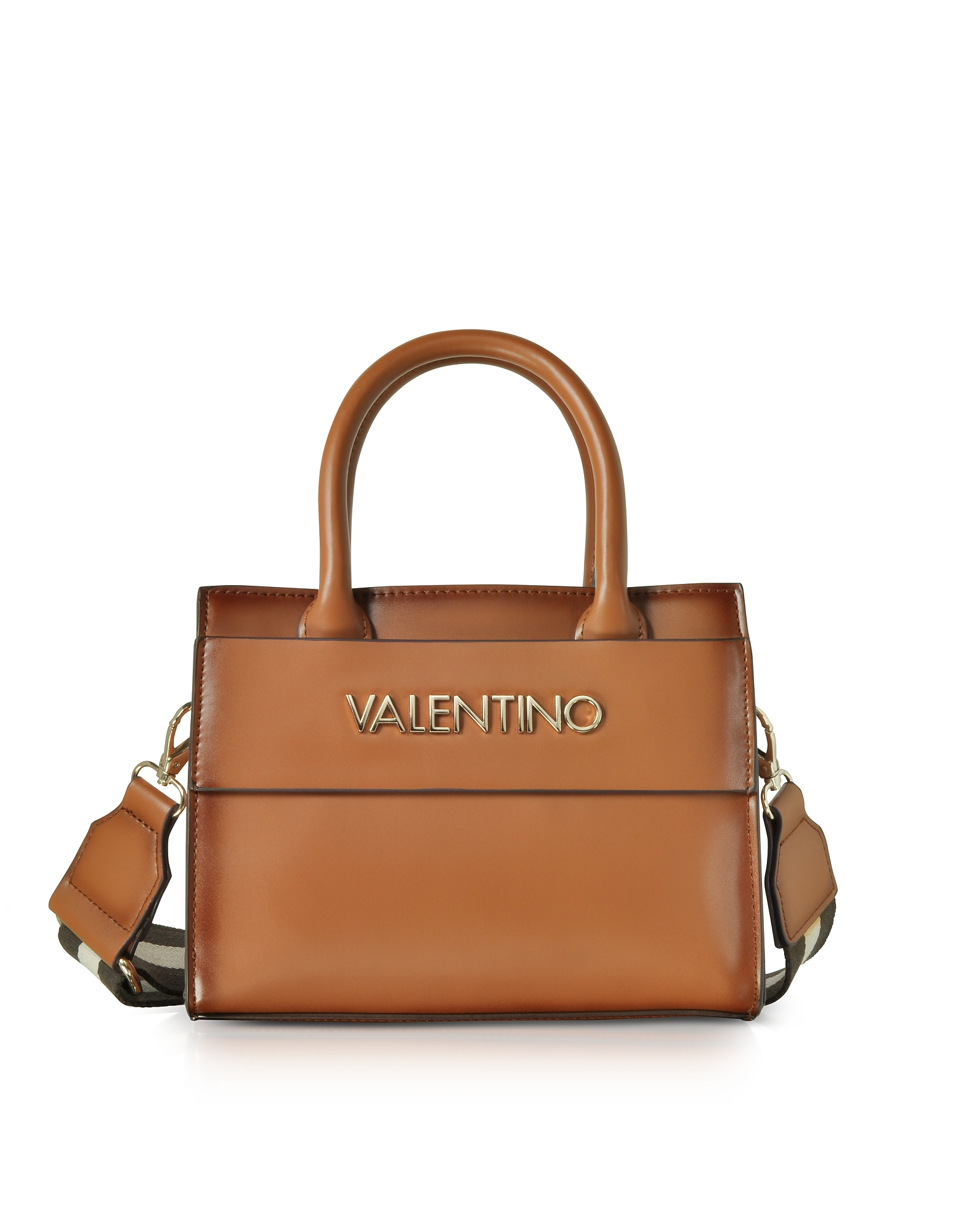 VALENTINO BY MARIO VALENTINO Small Blast Eco Leather Tote Bag