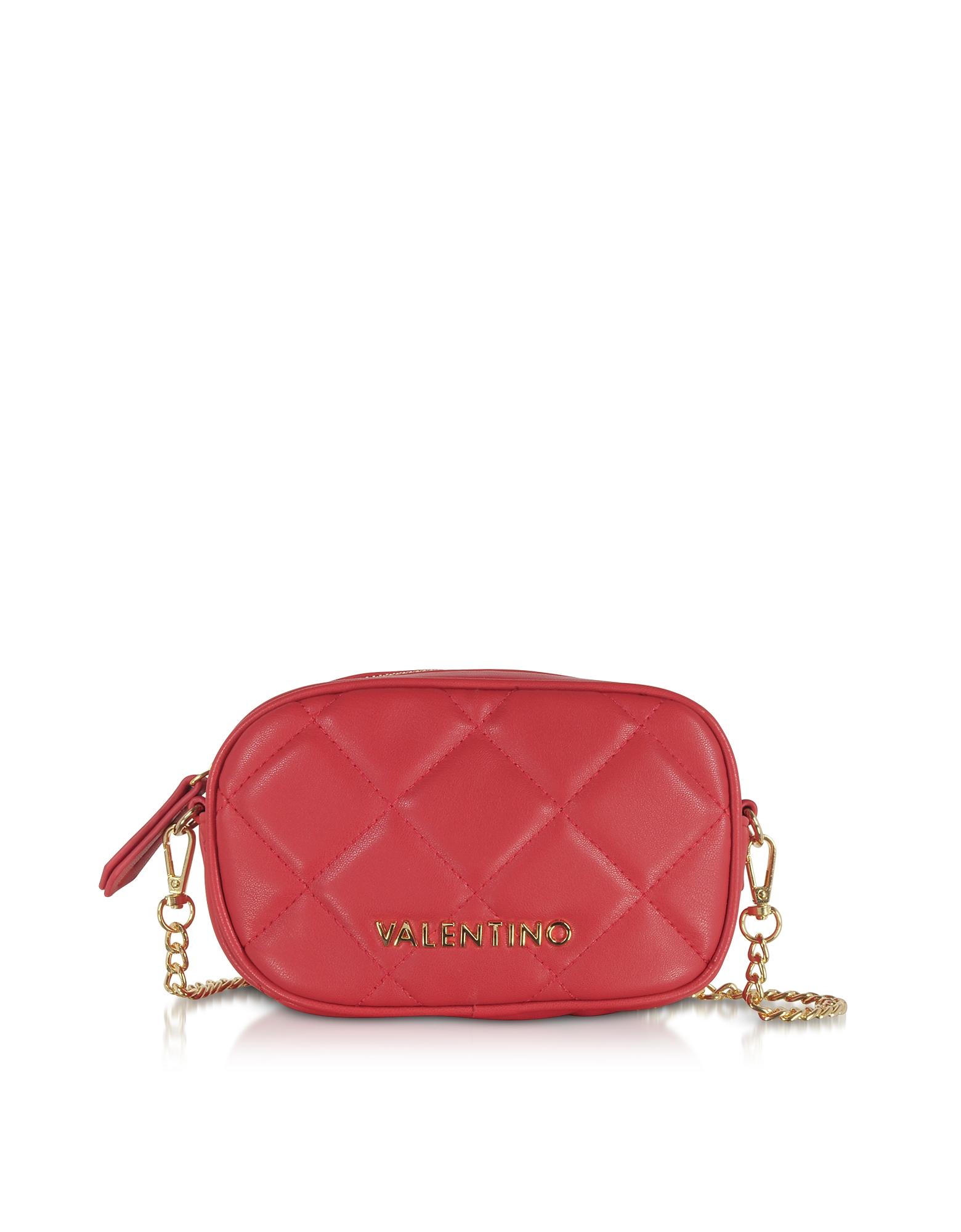 Valentino by Mario Valentino Designer Handbags, Ocarina Shoulder/Belt Bag