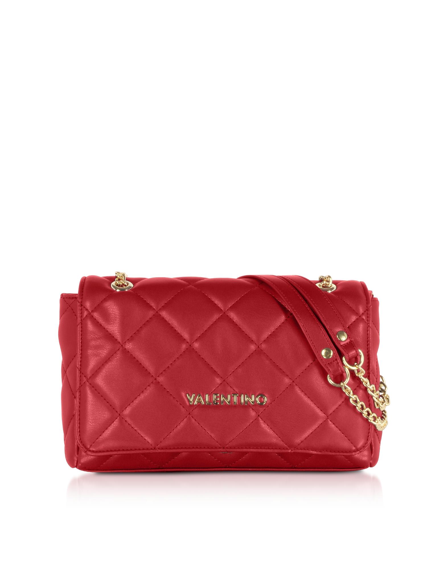 Valentino by Mario Valentino Designer Handbags, Ocarina Shoulder Bag