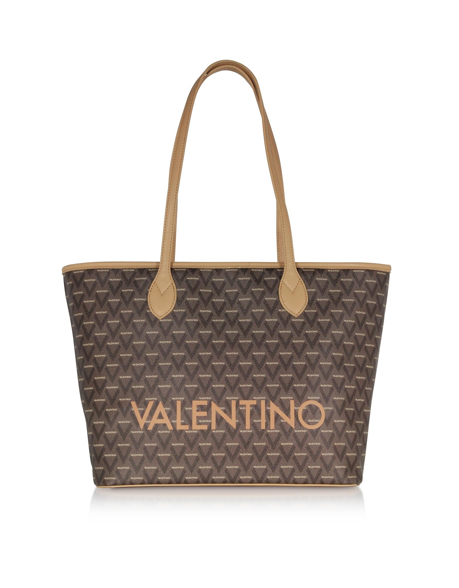 Liuto Signature Eco Leather Shoulder Bag
