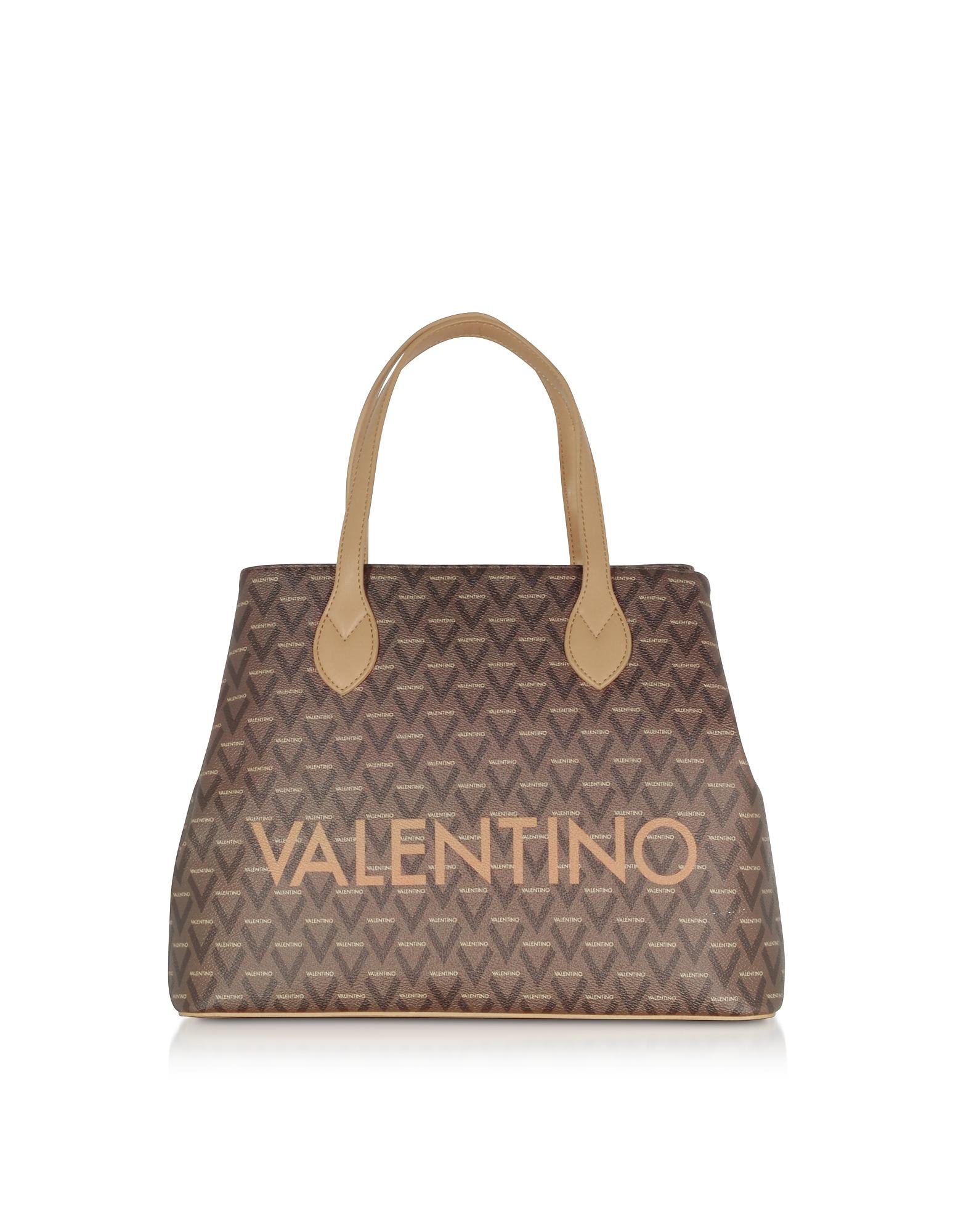 Liuto Signature Eco Leather Tote Bag