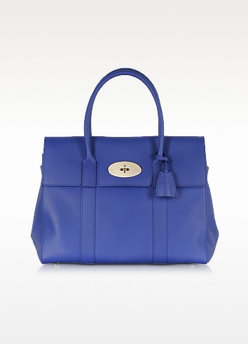 Cosmic Blue Bayswater Tote - Mulberry