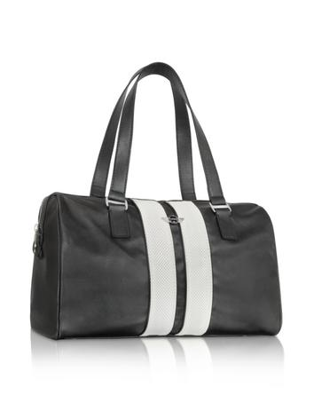 MINI Bonnet Stripes - Boston Bag