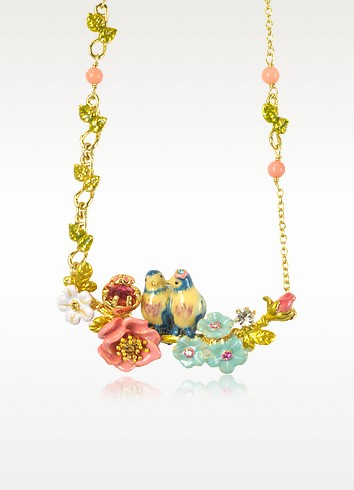 Love Garden Necklace - Les Nereides
