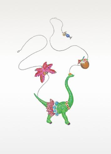 Les Mechamment Joyeux - Sidonie  Long Necklace  - N2