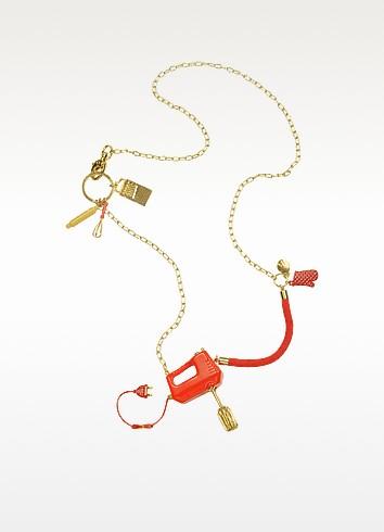 Cuisiniere - Little Baker Long Necklace - N2