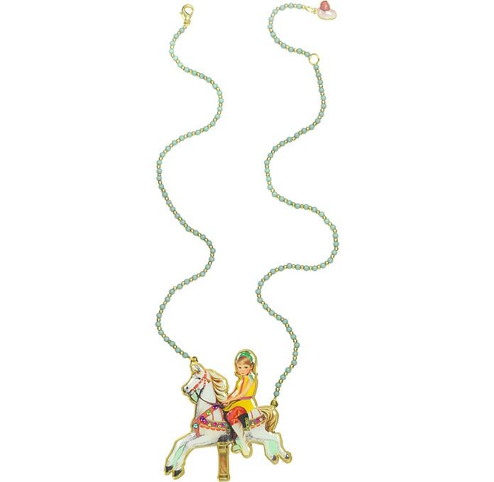 La Fete Foraine - Carousel Necklace  - N2