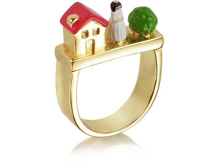 Les Contes - Snow White Ring - N2