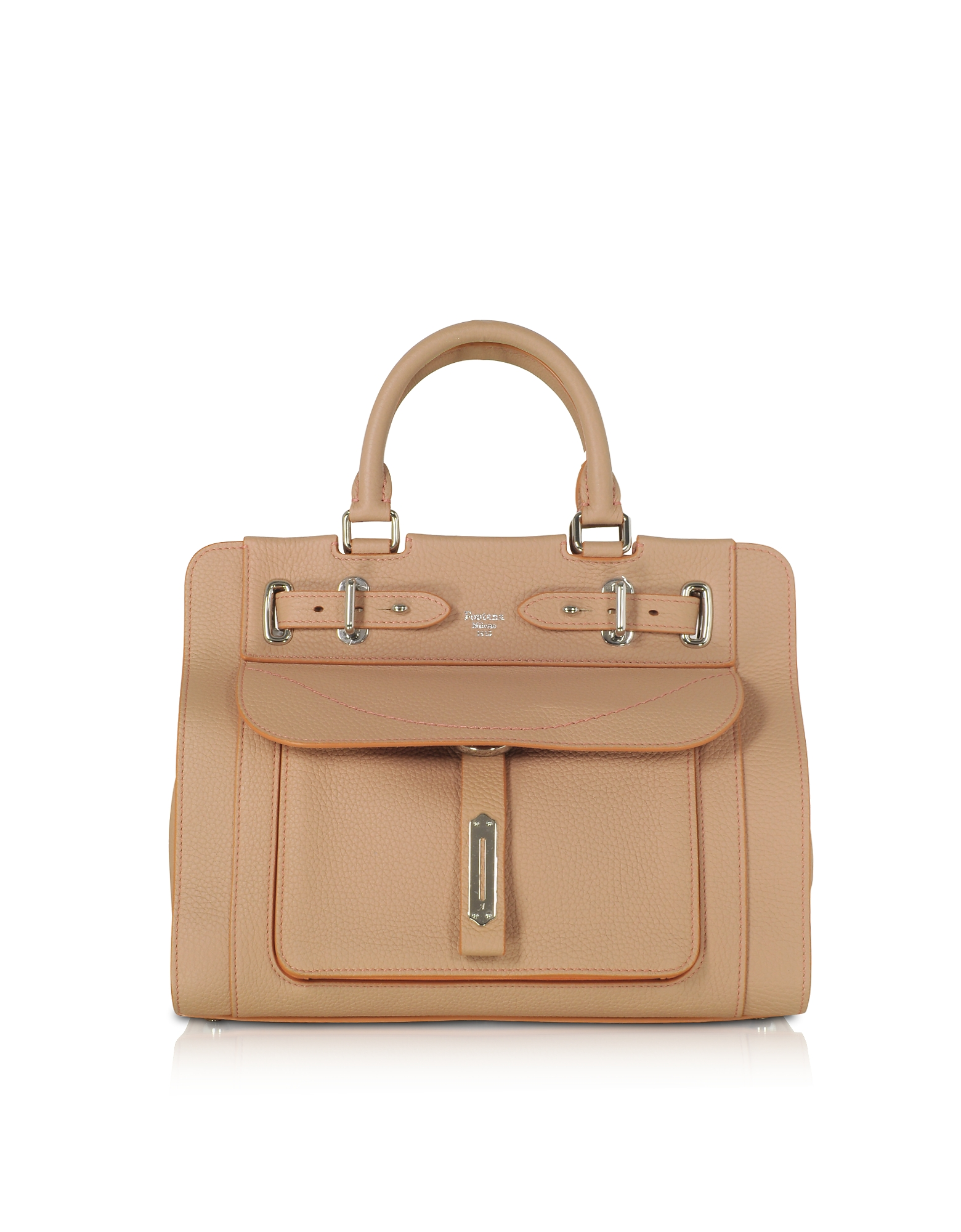 Fontana Milano Designer Handbags, A Small Satchel Bag