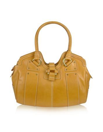 Foto der Handtasche Nicoli Colt - Handtasche aus italienischem Kalbsleder