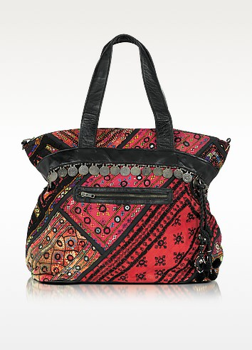 Banja Weekend Tote Bag - Antik Batik