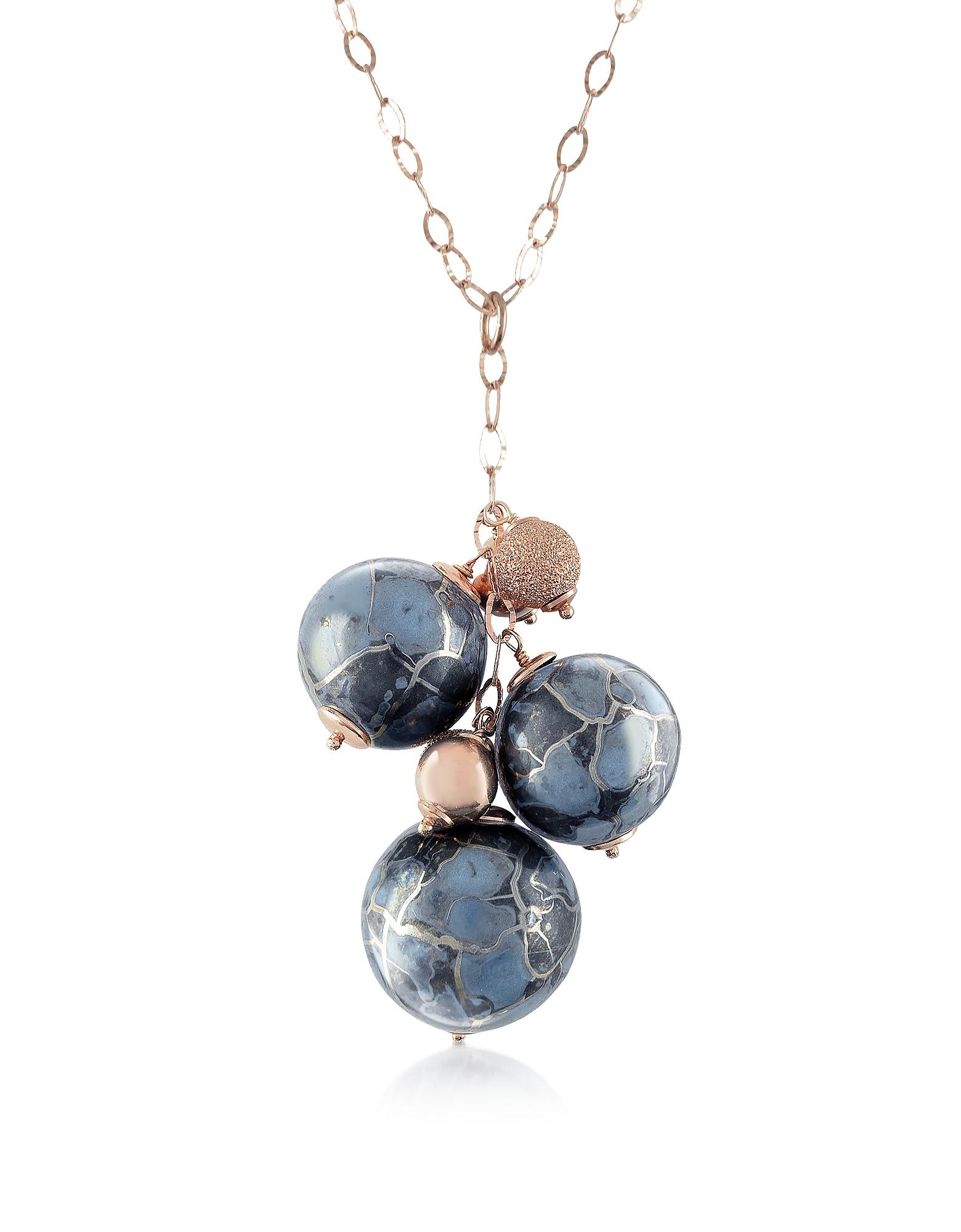 Alchimia - Ожерелье из Серебра 925 пробы с Подвеской