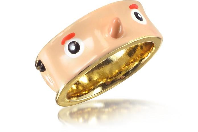 Marionnette de Bois Pinocchio Ring - N2